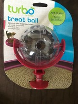 Bergan Turbo Treat Ball-Red (Free Shipping in USA) - $13.77 CAD