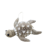 Bottle Brush Turtle Ornament - $28.00