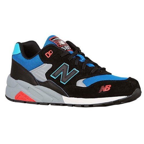 New Balance Men's Elite Edition Pinball Suede MRT580BF Running Shoe, 7.5