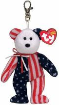Ty Spangle - Bear Keychain - $11.35