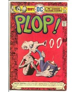 Plop! #19 1976-DC-satire-parody-humor-Wally Wood cover-FR - $15.13