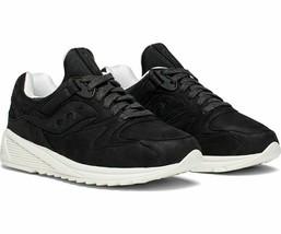 Saucony Grid 8500 HT  Men's Shoe Black/White, Size 10 M - $54.44