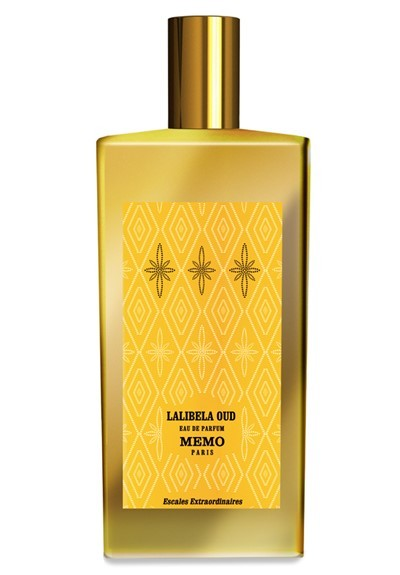 LALIBELA OUD by MEMO 5ML Travel Spray LIMITED Extraodinaires Parfum Cistus Oud