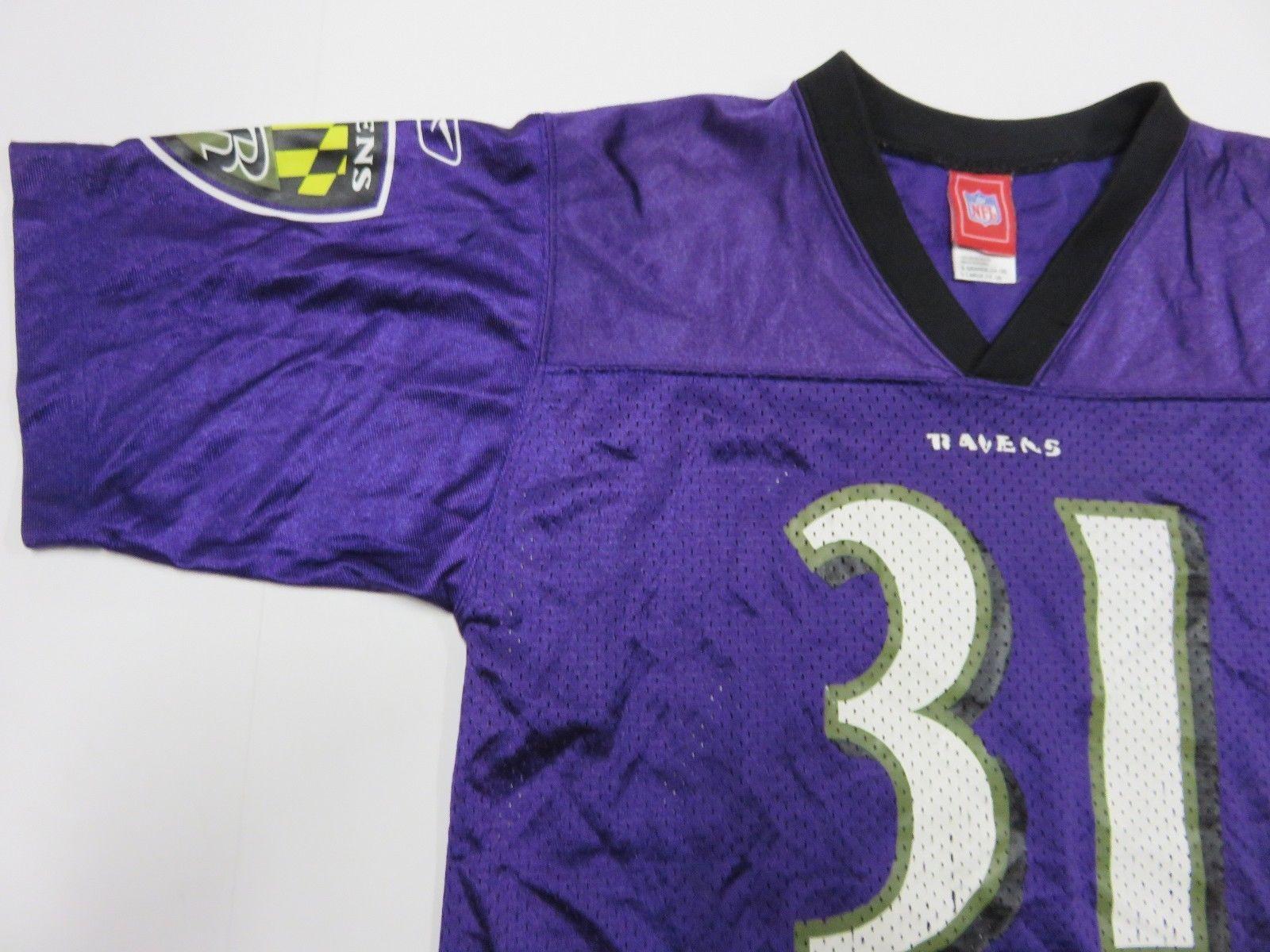 pretty nice 2fe6e 60908 NFL REEBOK Ray Lewis #31 Baltimore Ravens and 50 similar items