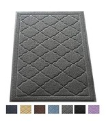 "Premium Large Cat Litter Mat 35"" x 23"", Traps Messes, Easy Clean, Durabl... - $19.40"