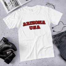 Arizona t-shirt / made in USA / American T-Shirt image 1