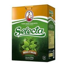 Yerba Mate Selecta Silueta 500G - $11.87