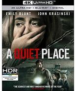 A Quiet Place [4K Ultra HD + Blu-ray + Digital] - $22.95