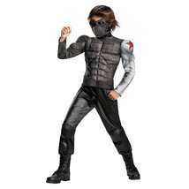 Boy's Winter Soldier Muscle Costume - $24.95