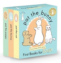 Pat the Bunny: First Books for Baby (Pat the Bunny) (Touch-and-Feel) - $20.88