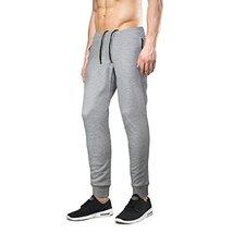 Indigo people Men's Limited Edition Slim Fit Jogger Sweat Pants (XL, Grey)