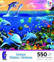 Oceans Barrier Reef Jigsaw Puzzle - $25.98