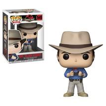 Jurassic Park Movie Dr. Alan Grant Vinyl POP! Figure Toy #545 FUNKO NEW MIB - $12.55