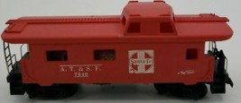 Santa Fe A.T & S.F. #7240 Red Caboose HO Scale Train Car From Tyco 40' - $18.66
