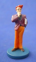Clue Professor Plum Token Replacement Part Game Piece Mover Pawn Parker Brothers - $5.99