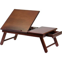 Notebook Sofa Desk Bed Tray Flip Top Foldable T... - $32.31