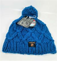 Zephyr Men's New York Rangers Edge Knit Hat BLUE ONE SIZE - $17.81