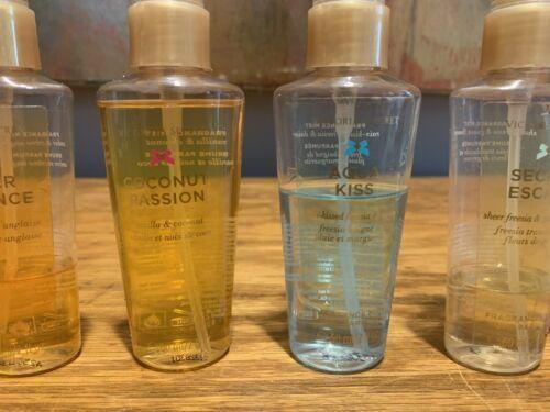Victorias Secret Fragrance Mist Lot Of 10 Passion Struck Blush Coconut 60ML image 5