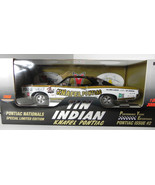Ertl 1:18 1966 Knafel Pontiac GTO Tin Indian Drag Car Issue #2 PYE ltd 3000 - $99.99