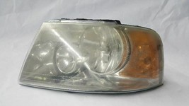 Driver Left Headlight Bright Background OEM 03 04 05 06 Ford Expedition R308495 - $56.76