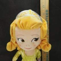 "Disney Jr Sofia The First Princess Amber Plush Doll Glitter Dress 13"" Sophia image 2"
