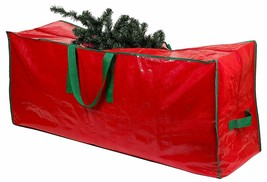 Christmas Tree Storage Bag Stores 7.5 Foot Disassembled Artificial Xmas ... - $18.34