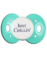 """Just Chillin'"" Posh Pacifier Binkys With Sass - $3.00"