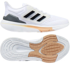 Adidas EQ21 Run Women's Running Shoes Sneakers Jogging White Outdoor NWT H00540 - $107.91