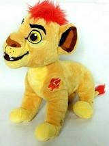 "Disney Lion King Guard Simbas Son Kion Talking Plush Stuffed Animal 13"" - $37.21"