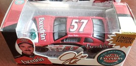 Excedrin Racing 2000 Limited Editiion Jason Keller Mini Die Cast Metal Car - $3.95