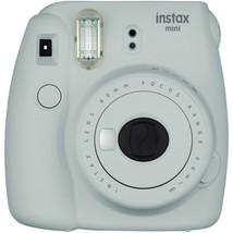 Fujifilm 16550629 instax mini 9 Instant Camera (Smokey White) - $92.32