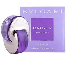 Omnia Amethyste Eau De Toilette Spray 2.2 oz for Women by Bvlgari  - $89.99