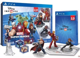 Disney Infinity: Marvel Super Heroes 2.0 Edition Video Game Pack - Plays... - $37.94