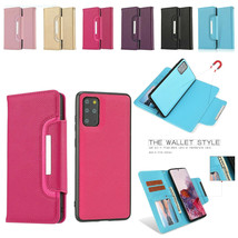 For Samsung S20 Ultra/S20+ Flip Detachable Leather Magnetic Wallet Case Cover - $94.60