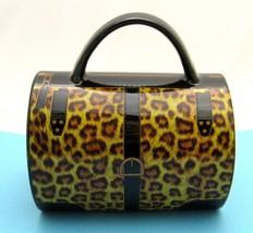 Amazing Leopard Purse Handbag Coffee Mug Very Cute Handbag Purse Shaped!   - $29.69