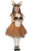Princess Paradise Doe il Cervo Bambini Natale Costume Halloween PP4751 - $52.45