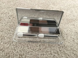 Clinique All About Shadow Quad Merry & Bright Limited Edition Holiday NEW - $11.26