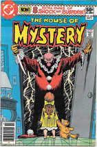 House of Mystery Comic Book #285 DC Comics 1980 FINE - $6.66