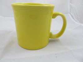 Vintage Fiestaware Fiesta HLC Sunflower Yellow D Handle Coffee Mug Cup! - $9.70