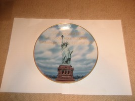 Gorham Statue of Liberty Plate Freedom's First Lady Vintage Plate - $8.90