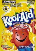 Kool-Aid Drink Mix Lemonade 10 count - $3.91