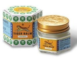 Original Ayurvedic White Tiger Balm Pain Relief herbal ingredients Oitments - $3.78