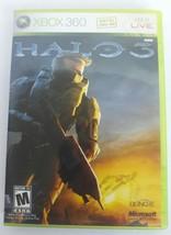 Halo 3 (Microsoft Xbox 360, 2007) - $4.50