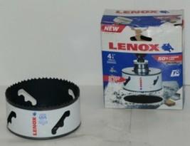 Lenox 3006868L Bi Metal 4 1/4 Inch Hole Saw T3 Technology Speed Slot image 1