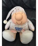 VTG Vintage Ziggy Nighty Night Nightgown Pajama PJ Plush Stuffed Animal ... - $99.99
