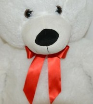 Fiewsta Toys Giant Stuffed White Cuddle Bear 38 Inches Ages 3 Plus image 2