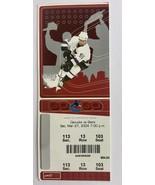 2003-2004 Vancouver CANUCKS vs Dallas Stars Hockey Ticket Stub Ed JOVANO... - $25.73