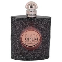 Yves Saint Laurent Black Opium Nuit Blanche 3.0 Oz Eau De Parfum Spray image 2
