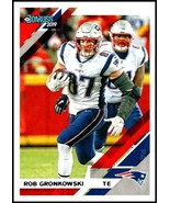 2019 Donruss #164 Rob Gronkowski NM-MT Patriots  - $1.49