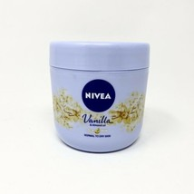 Nivea Vanilla & Almond Oil Moisturising Body Cream 13.5 oz~Exp 12/22~Sealed - $29.09
